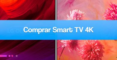 cuál smart tv 4k comprar