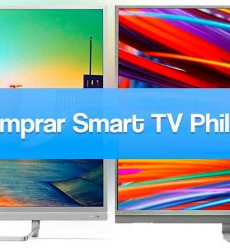 cuál smart tv philips comprar