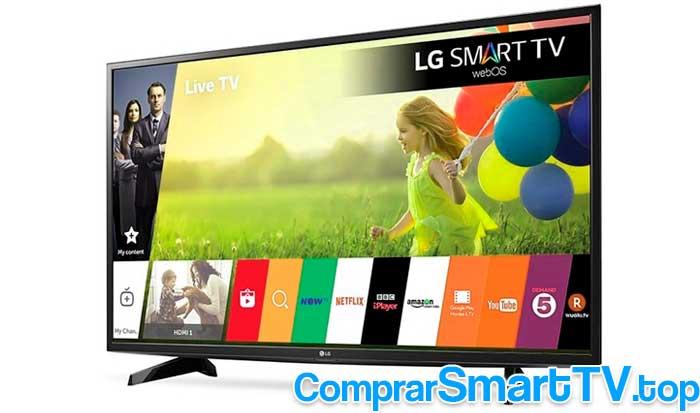 Smart Tv LG 43LH590V